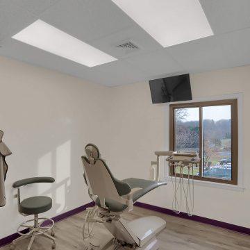 Checkup Room Side View